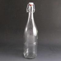 1 Litre Clip Top Bottle