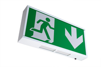 Robus 3W LED Maintained Emergency Exit Box