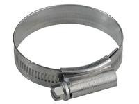 Jubilee Clip 2A Mild Steel 35-50mm 10pcs - 2AMS (WT1129)
