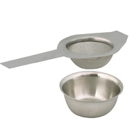 Stainless Steel Single Arm Tea Strainer