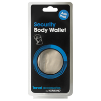 Korbond Travel Security Body Wallet