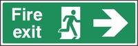 Emergency Escape Sign EMER0004-0352