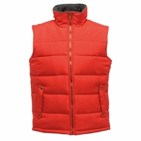 Altoona Insulated Bodywarmer, Red
