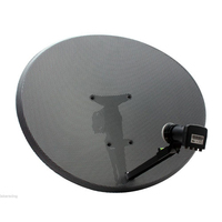 Triax Zone 2 SKY Dish w/Quad & Adapter