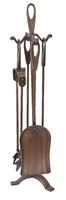 Copper Celtic Band 5 Pce Loop Head Companion Set