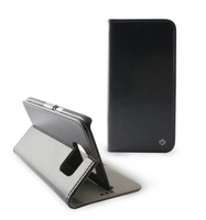 B8577FU20 Ksix S7 Edge Black Folio Case