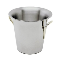 Wine Bucket Tulip Shape Stainless Steel