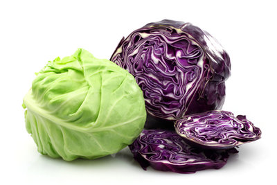 Shredded cabbages