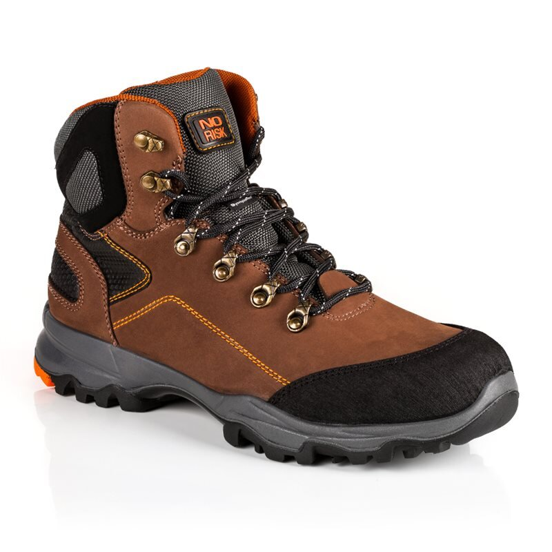 SATURNE BROWN SAFETY BOOT