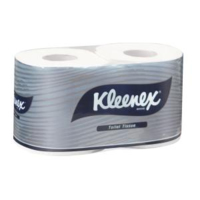 4738 Executive Toilet Rolls 2 Ply 250 Sheet x 48 Rolls