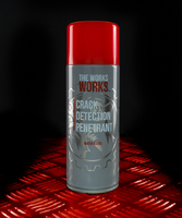The Works - Crack Detect Dye Penetrant