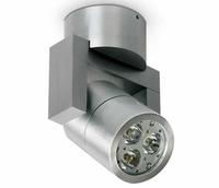 ONE Light Aluminium Adjustable arm Surface Spot
