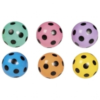 Bouncing Ball with spots (set of 12)