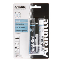Araldite Steel Tubes 2 x 15ml 400010 (6)