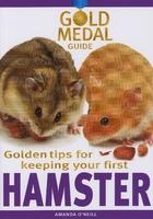 Gold Medal Guide Book: Hamster x 1 [Zero VAT]