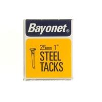 """BAYONET DISPLAY BOX BLUED CUT TACK 25 MM 1"""""""