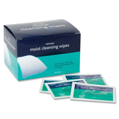 Wipes Alcohol Free Reliwipe (100)