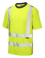 Leo BRAUNTON ISO 20471 Cl 2 Coolviz T-Shirt