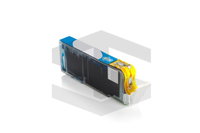 Compatible Canon 0332C001AA CLI-571C XL Cyan 680 Page Yield