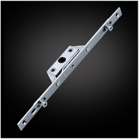 Inline Upvc Espag Lock Rod 20mm Backset Length 1200mm Cams 8mm