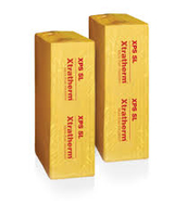 XTRATHERM XPS SL 160MM - 1250MM X 600MM - 1.5M2 (2 SHEETS)