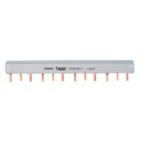 Hager KB363C 63A 3 Pole Insulated Busbar 24 Mod 10mm
