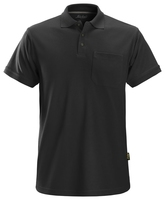 Snickers Medium Black Polo Shirt