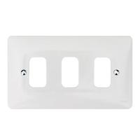 Sollysta 3G White Grid Plate