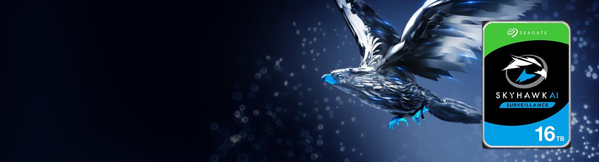Seagate  Introducing SkyHawk AI 16TB
