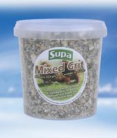 Supa Mixed Poultry Grit 1 Litre Tub x 1