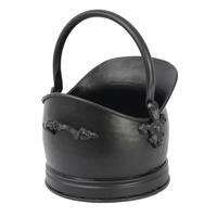 Victorian Heavy Duty Blk Medium Bucket