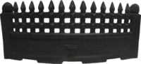 18 Inch Cast Iron Fire Front