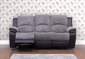 Milton Fabric Sofa