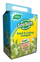 Gro-Sure Compost Seed & Cutting 20lt