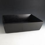 Basket 11. Black 400 X 300 X 115 (Pack of 10)