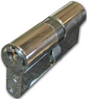 Basta Euro Cylinder Key/Key 30/30mm Nickel