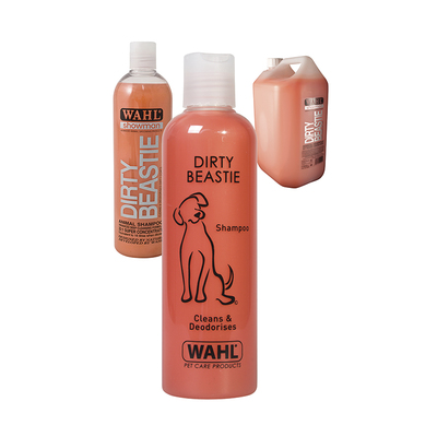 Shampoo Dirty Beastie