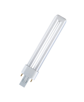 Compact fluorescent lamp without integrated ballast