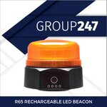 R65 RECHARGEABLE LED BEACON