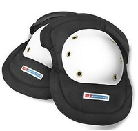 B-BRAND RIVETED CAP DE-LUXE KNEE PAD
