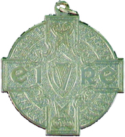 50mm Budget GAA Medal (Silver)