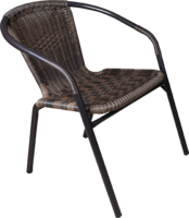 Bistro Rattan Chair Only (Match Set 10398)