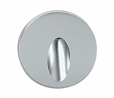 ONE Light Round Aluminium Recessed 3W LED Wall Light IP54 Warm White