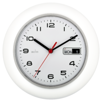 ACCTIM WALL CLOCK DAY/DATE