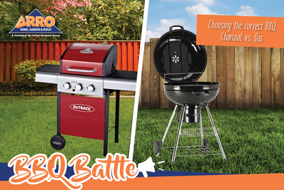 Choosing The Best Type of BBQ - Gas vs Charcoal