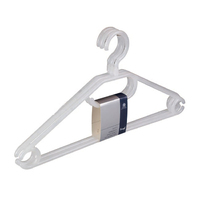 Plastic Hangers 3pk