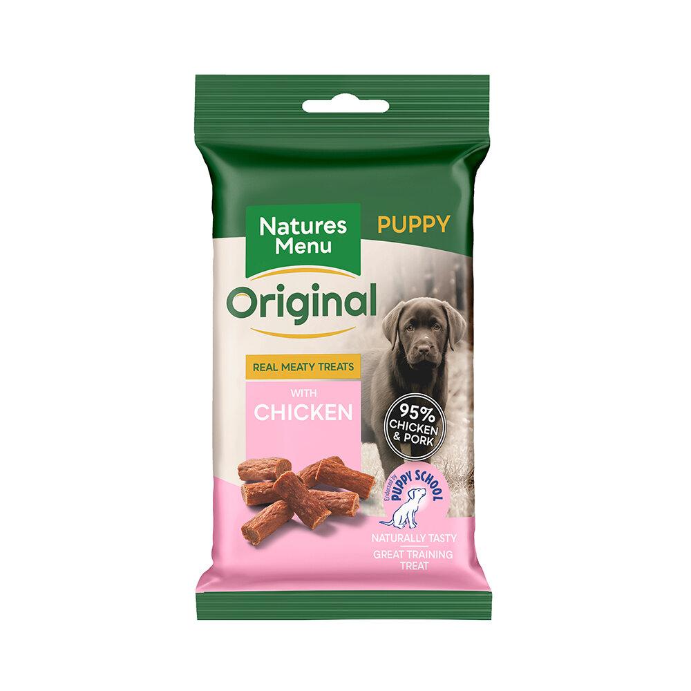 Natures Menu Dog Treat - Puppy 60g x 12