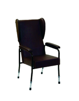 High Back Chair (Adjustable Height)