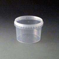 565ml Plastic Tamper Evident Tub