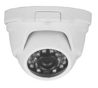Triax Fixed Lens 720p TVI Dome 2.8m White